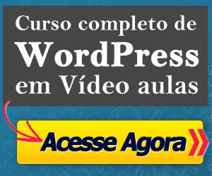 Curso WordPress para Blogueiros