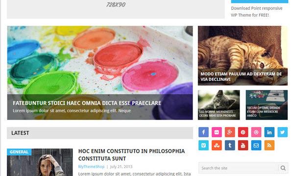 Onde encontrar os melhores temas grátis para WordPress