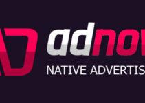 AdNow – Mais uma forma para rentabilizar seu conteúdo