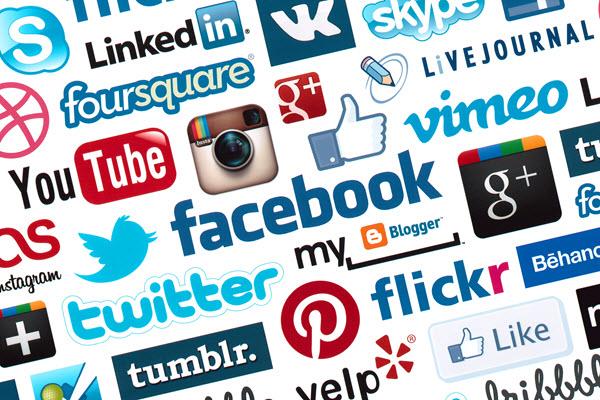Como aumentar o tráfego do blog - Redes Sociais