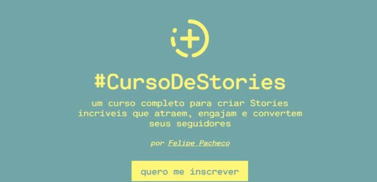 Transforme suas publicações no Instagram com o Curso de Stories do Fe Pacheco!