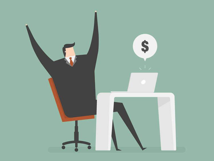 Ganhar dinheiro pela internet