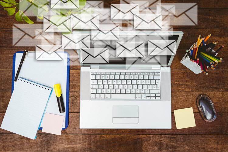 Serviços gratuitos de email marketing
