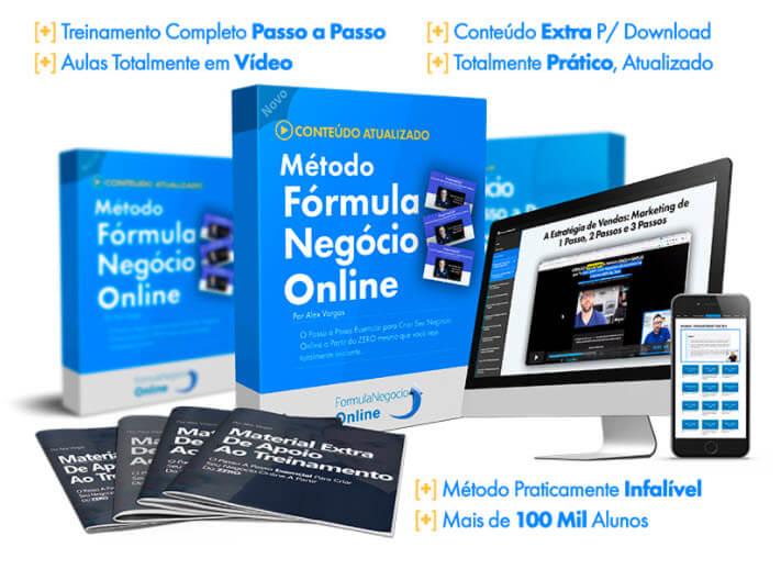 Método Fórmula Negócio Online funciona