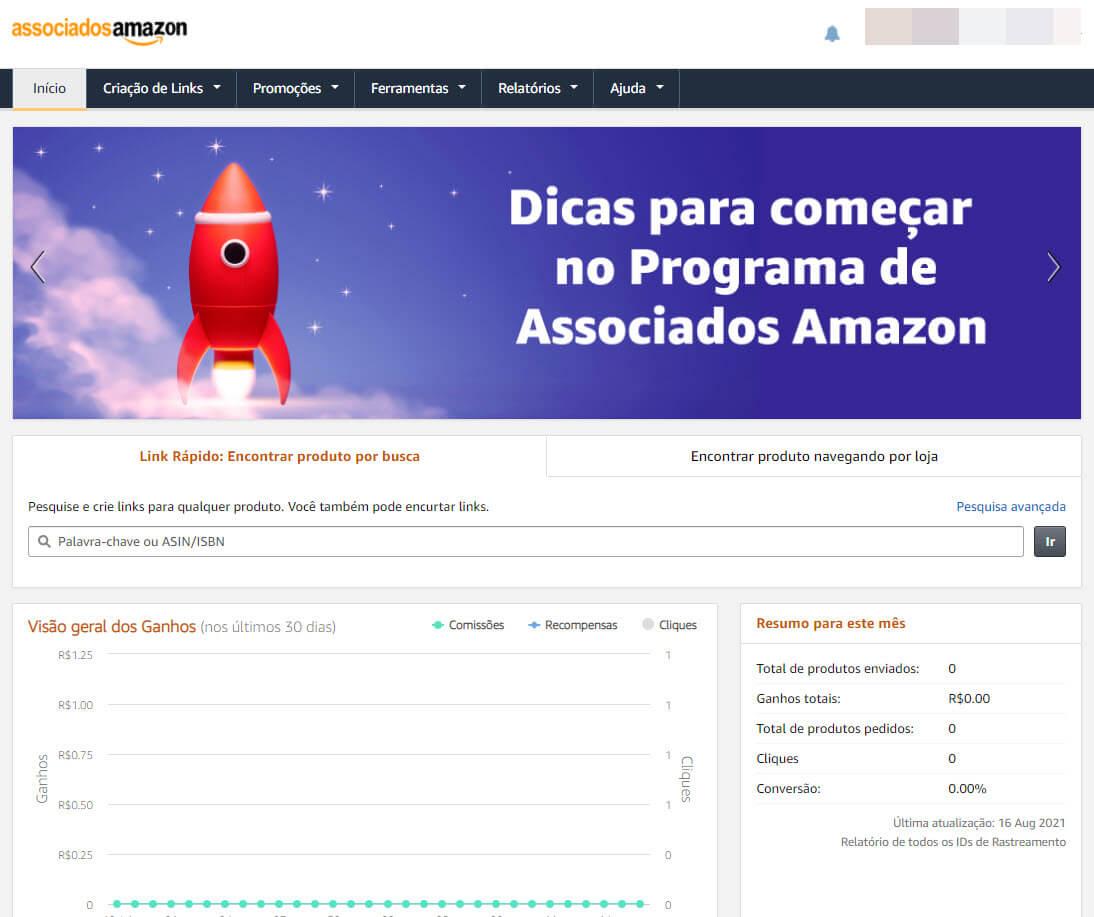Amazon Associados